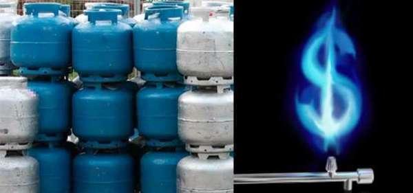Em Manaus Aumento no preco do gas a partir de 11 01