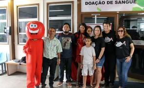 Fotos do Bloco do Caboco Bom De Sangue