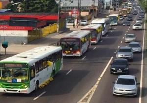 Durante carnaval linhas de ônibus terão horário ampliado