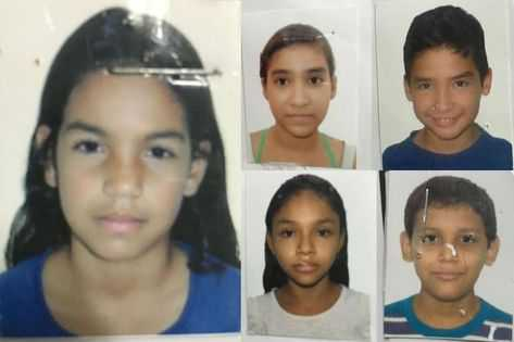 5 crianças desaparecem a caminho da escola na Zona Norte de Manaus