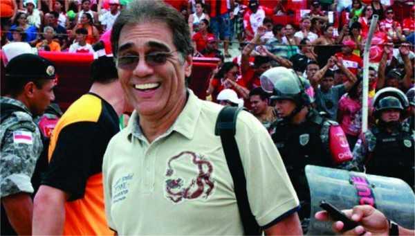 Ex-prefeito de Eirunepé, Francisco das Chagas Dissica Valério Tomaz
