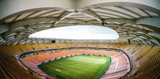 Governo gastará quase meio milhão para construir vestiário feminino na arena