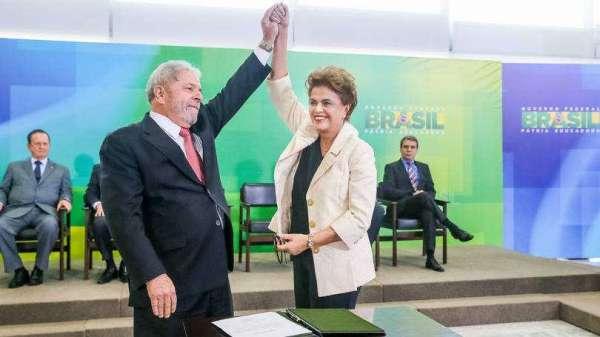 Juiz determina a suspensão de nomeacao do ex presidente Lula como ministro da Casa Civil