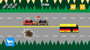 Lancado o Manaus Runner game inspirado nas ruas esburacadas da capital amazonense 2