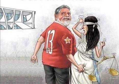 Lula é o novo ministro da Casa Civil