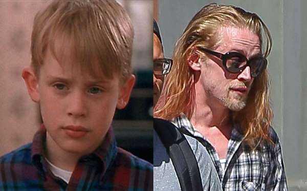Macaulay Culkin fez muito sucesso na infância e, quando tinha apenas dez anos de idade, protagonizou Esqueceram De Mim. Após outros sucessos, o astro teve problemas pessoais e se afastou um pouco da mídia. E olhando na montagem acima, dá para perceber que ele mudou bastante, não é mesmo?