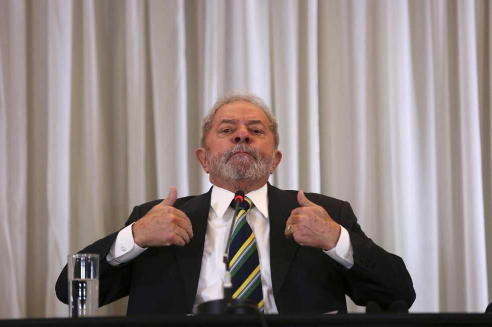 STF retira de Juiz Sergio Moro as investigações sobre Lula