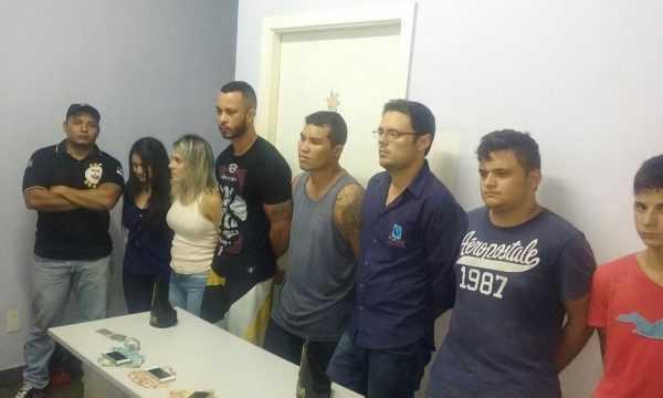 Fotos: Polícia Civil/ SSP/ Divulgação