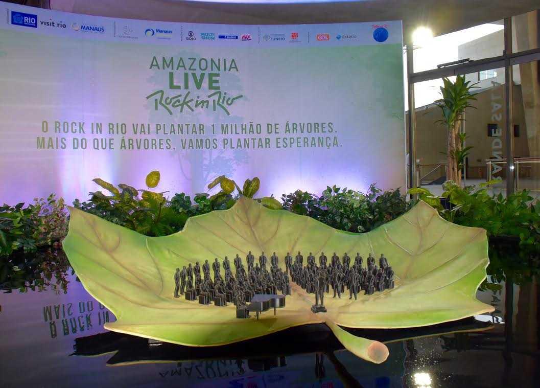 Manaus irá sediar Rock in Rio
