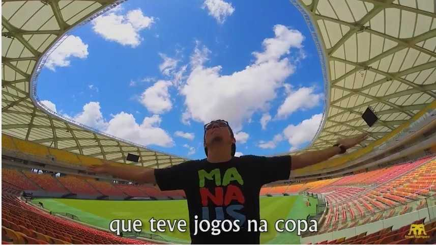 "rap ""Eu Sou do Amazonas"""