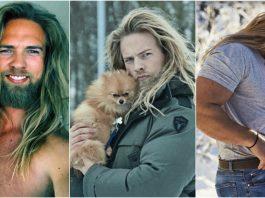 """Lasse L. Matberg é o """"viking"""" bonitão que está encantando mulheres na web"""
