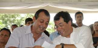 Eduardo Braga e Omar Aziz receberam propina de Andrade Gutierrez