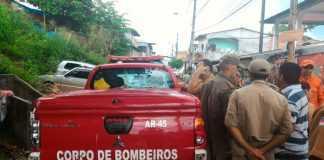 Foto: Divulgação/bombeiros