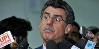 """Em gravação, Romero Jucá sugere """"parar"""" Lava Jato"""
