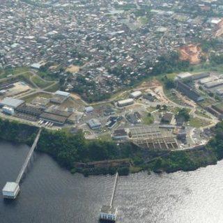 Interrupção de água afeta bairros de Manaus