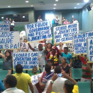 Moradores de diversos bairros de Manaus participam de Audiência na ALE-AM para discutir Saúde