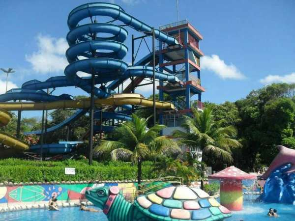 Parque Aquático Selva Park