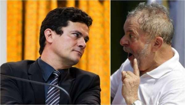 Pedido de prisão de Lula chegou a Sérgio Moro
