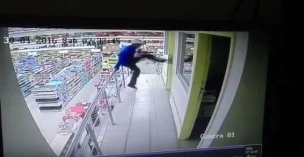 Supermercado Rodrigues é assaltado em Manaus