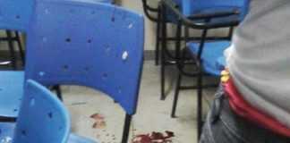 banho de sangue na Escola Estadual Vasco Vasques no Jorge Teixeira
