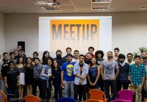 1ª edição do Meet Up Ilustrado marcou a noite desta quarta (25/5) em Manaus