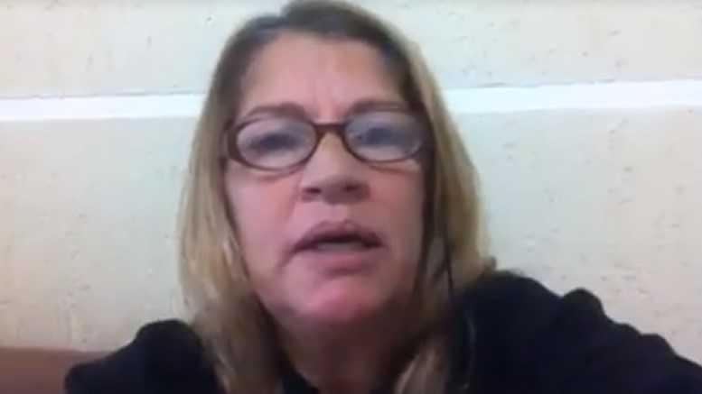 """Atriz surta e diz que Dilma está passando fome: """"Vamos levar comida para a presidenta"""""""
