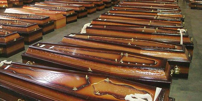 Coreia coloca pessoas com depressão dentro de caixões para que elas valorizem a vida