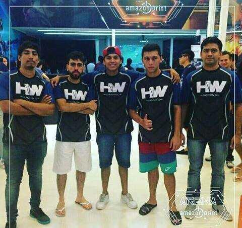 Intensas disputas de players marcaram o campeonato Arena Amazon Print em Manaus
