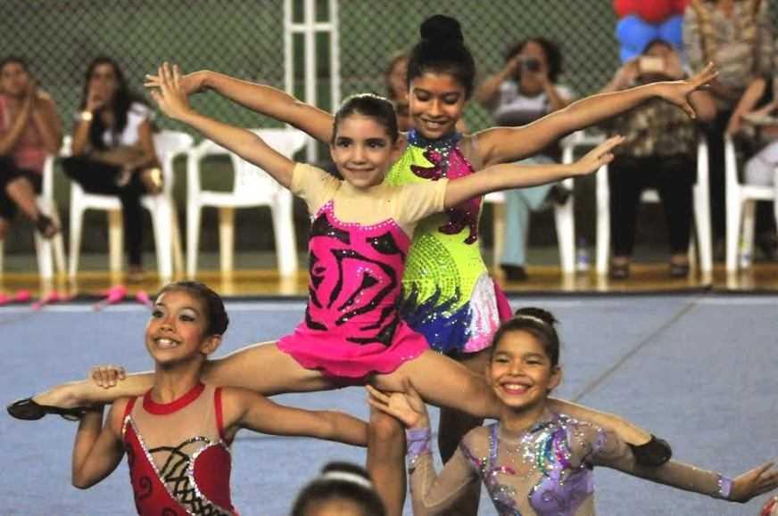 Centro de Ginástica do AM oferta 300 vagas para crianças de 5 até 9 anos / Imagem de Divulgação