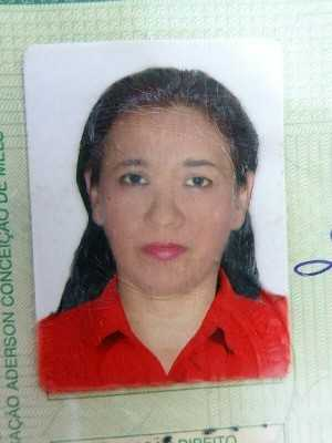 Rosenira Soares de Souza era líder comunitária do bairro Nova Vitória