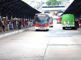 Greve parcial de ônibus atinge 70 mil usuários em Manaus