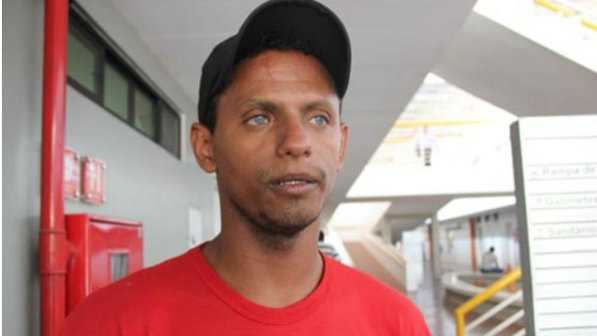 Rodrigo Fernandes das Dores de Sousa, 27 anos, indicou o local onde estariam os restos mortais de Eliza Samudio.