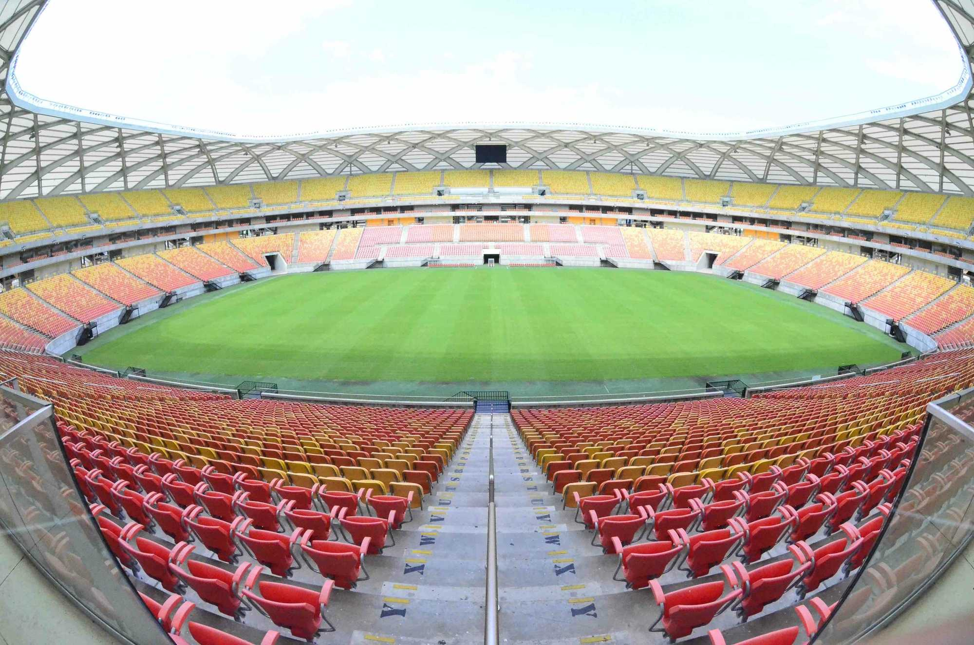 Jogo da seleção pode mudar de Manaus para Brasília, decisão deve sair em 48h