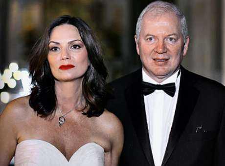 Luiza Brunet denunciou o empresário Lírio Albino Parisotto