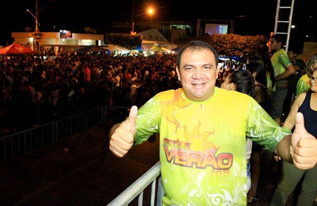 Prefeito de Maués, Carlos Góes