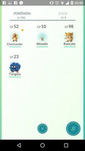 O que é o CP no Pokémon GO