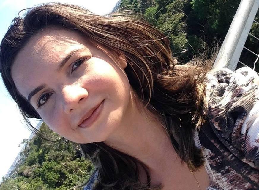 A jornalista Nauzila Virginia Cavalcanti Prestes Campos estava desaparecida
