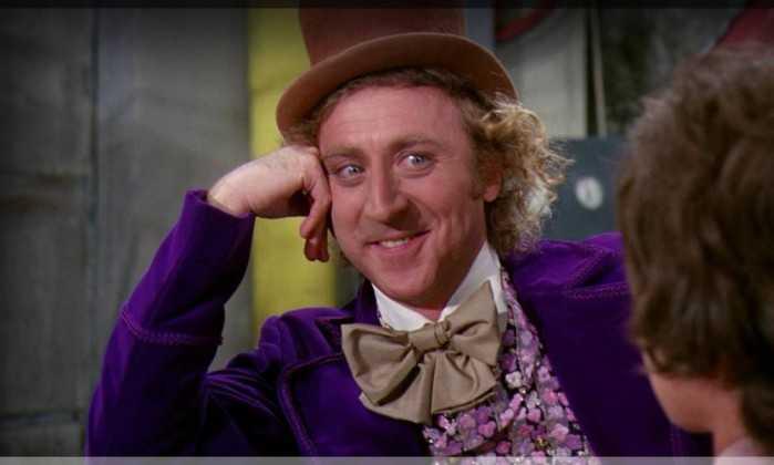 Morre Gene Wilder, o Willy Wonka da versão da 'A Fantástica Fábrica de Chocolate' e rei dos Memes