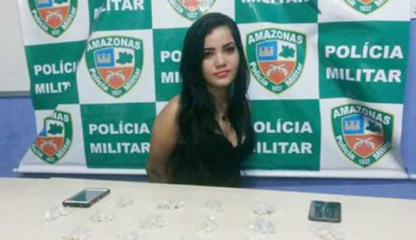 Princesa do Tráfico - Mirian Bindá Ferreira