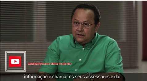 Em vídeo, candidato a prefeito de Manaus Silas Câmara fala sobre tecnologia aliada ao serviço público