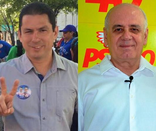 2º Turno em Manaus ficaria entre Marcelo Ramos e Serafim, segundo Ibope