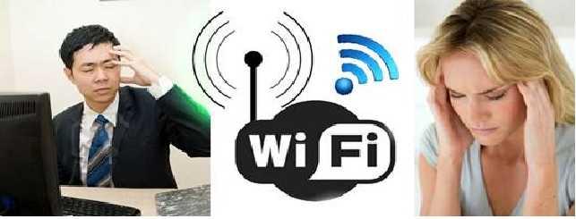 """""""Alergia a WiFi"""" é reconhecida como doença pela Organização Mundial da Saúde"""
