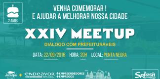 Empreendedores digitais baterão papo com prefeituráveis de Manaus!