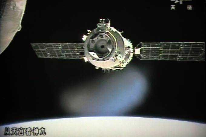 Estação espacial chinesa está fora de controle e deve cair na Terra