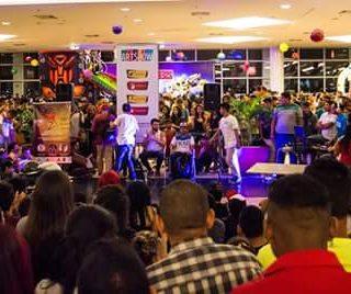 Prévia do Festival Break the Floor América Latina