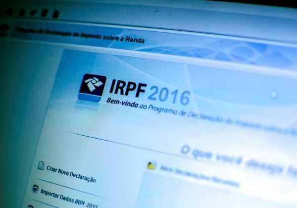 Receita libera pagamento de restituições do 4º lote do IR 2016
