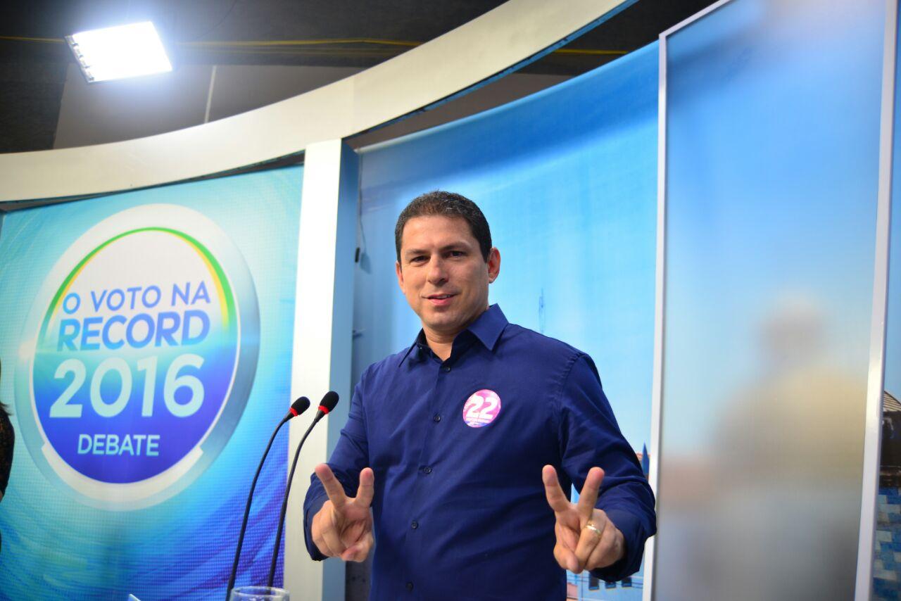 Marcelo Ramos respondeu a perguntas e usou o tempo apresentando propostas