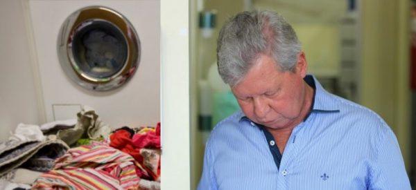 Call Center do Samu que recebeu R 3 milhoes de Artur tinha endereco de lavanderia