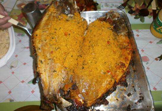 Conheça a melhor receita de Pirapitinga Recheada de todos os tempos - Foto: Pelas Ruas de Belém
