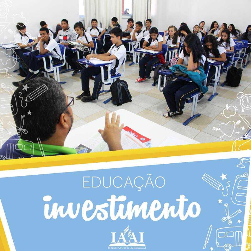 Instituto Adventista AgroIndiustrial (IAAI)
